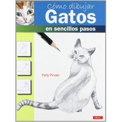Cómo Dibujar Gatos En Sencillos Pasos