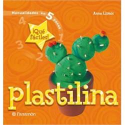Manualitats 5 Passos - Plastilina