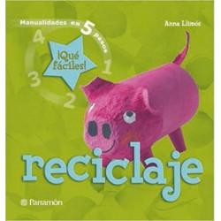 Manualidades 5 Pasos - Reciclaje