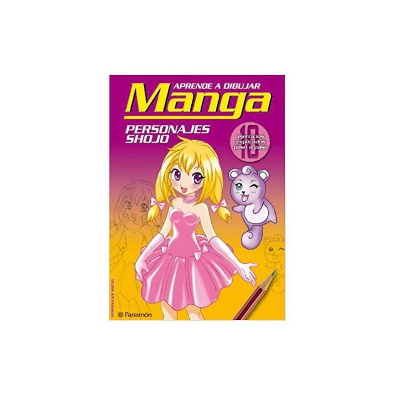 Manga - Personajes Shojo