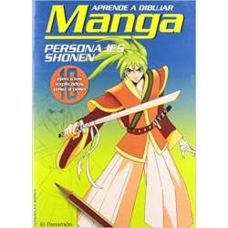 Manga - Personajes Shonen