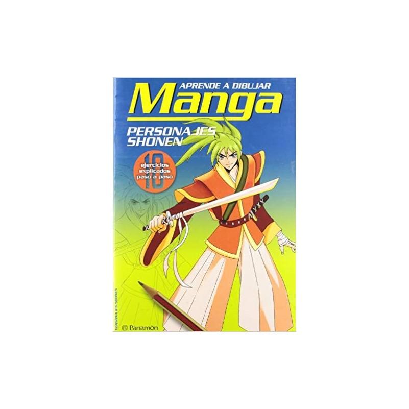 Manga - Personatges Shonen
