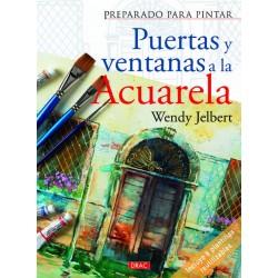 Preparado Para Pintar - Puertas Y Ventanas Acuarela