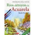 Preparado Para Pintar - Ríos Y Arroyos Acuarela