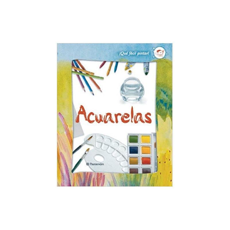 Què Fàcil És Pintar - Aquarel·les