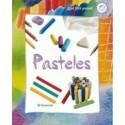 Què Fàcil És Pintar - Pastels