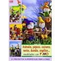 Serie Fimo - Animales, Payasos, Cocineros