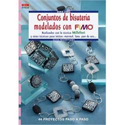 Serie Fimo - Conjuntos De Bisutería Modelados Con Fimo