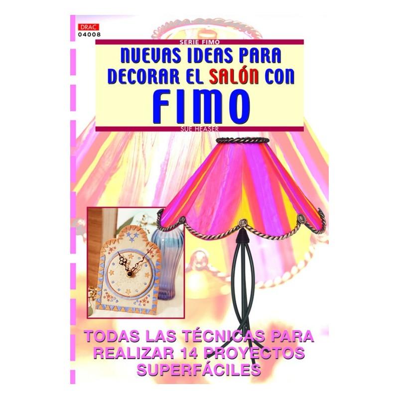 Serie Fimo - Decorar El Salón Con Fimo