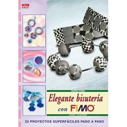 Serie Fimo - Elegante Bisutería Con Fimo