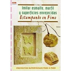 Serie Fimo - Imitar Esmalte, Marfil