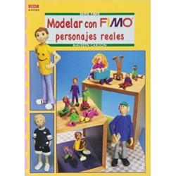 Sèrie Fimo - Modelar Amb Fimo Personatges Reals