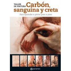 Taller De Pintura - Carbó, Sanguina I Creta