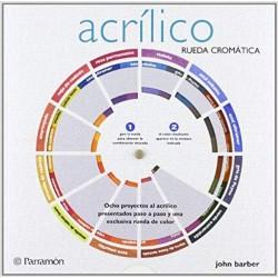 Roda Cromàtica - Acrílic