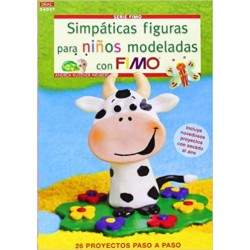 Serie Fimo - Simpáticas Figuras Para Niños