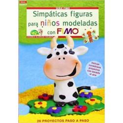 Sèrie Fimo - Simpàtiques Figures Per Nens