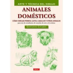 Animales Domésticos - Cómo Dibujar