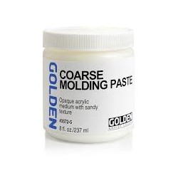 Coarse Molding Paste 3572 Golden