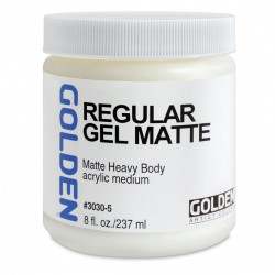 Regular Gel 3030 Golden - 237 mL