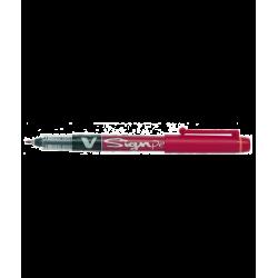 Retolador Pilot Sign Pen Vermell