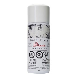 Fijador Carbón Spray Sennelier