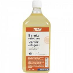 Barniz Titan Retoques - 1 L