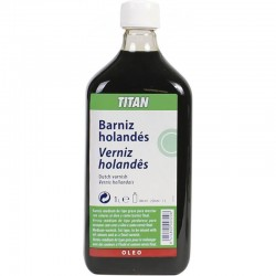 Barniz Titan Holandés - 1 L
