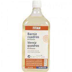Barniz Titan Brillante - 1 L
