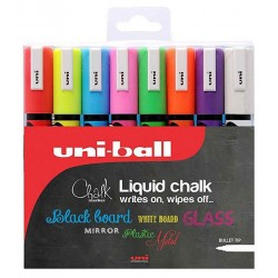 Set Rotuladores Chalk - 5M x 8