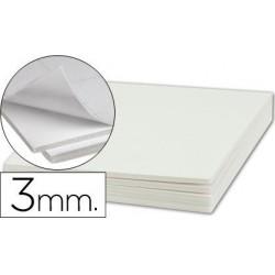 Cartón Pluma Blanco 3 mm