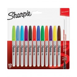 Set 12 Rotuladores Sharpie Fine