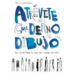 Atreveix-te Amb El Quadern De Dibuix