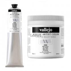 Acrylic Artist Vallejo