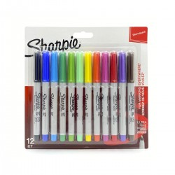 Set Rotuladores Sharpie Ultrafine