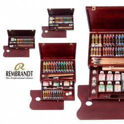 Maletins Fusta Rembrandt Set Oli i Accesoris  - Casa Piera