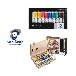 Caixa fusta Olis Van Gogh model basic - Casa Piera