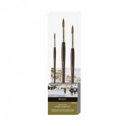 Set Pinzells Escoda John Yardley Aquarel·la Signature Collection - Casa Piera