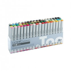 Set Copic Sketch 72 C - CasaPiera