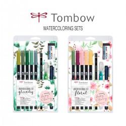 Sets Watercoloring Tombow - Casa Piera
