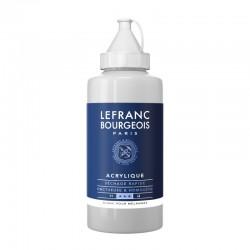 Acrílico Fine Lefranc Bourgeois Blanco Mezclas Casa Piera Barcelona
