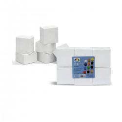Set 6 Mini Lienzos 3D Talens