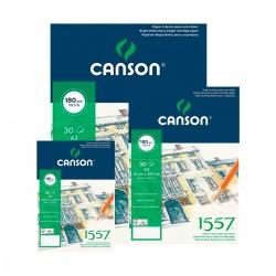 Bloc Dibujo Canson 1557 180g