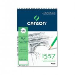Bloc Dibujo A2 Canson 1557...