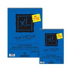 Bloc Mix Media XL Canson 300grs 30+5 - Casa Piera