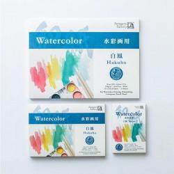 Bloc Hakuho Watercolor Awagami