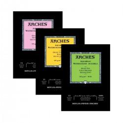 Bloc Arches 185g 15 fulls...