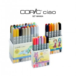 Set Copic Ciao Manga