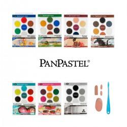 Sets 7 PanPastel + Sofft Tools