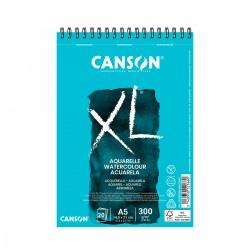 Bloc XL A5 Acuarela Canson Con Espiral Casa Piera Barcelona