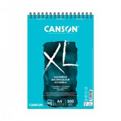 Bloc XL A4 Aquarel·la Canson Amb Espiral Casa Piera Barcelona